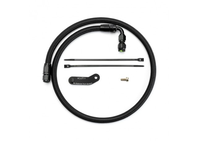 Acuity -6 AN Centerfeed Fuel Line