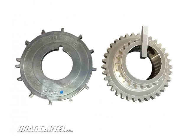Drag Cartel K-Series Modified Crank Timing Gear