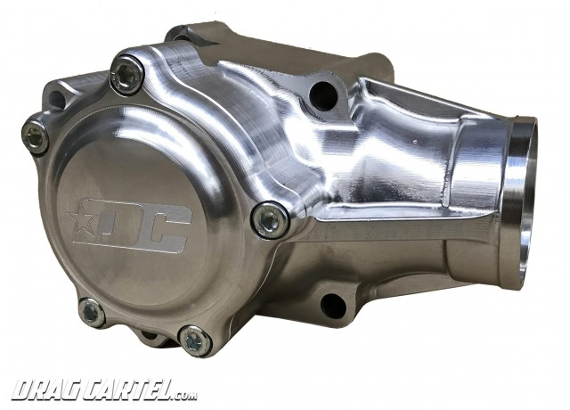 Drag Cartel Billet AWD Replacement Transfer Cover