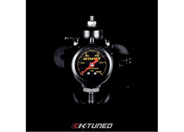 K-Tuned Billet Fuel Pressure Regulator - Combo