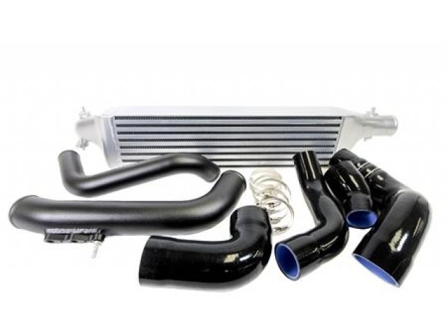 Private Label Mfg Honda Civic 1.5T Turbo & SI ( FC ) 2016+ Intercooler Kit with Charge Pipes