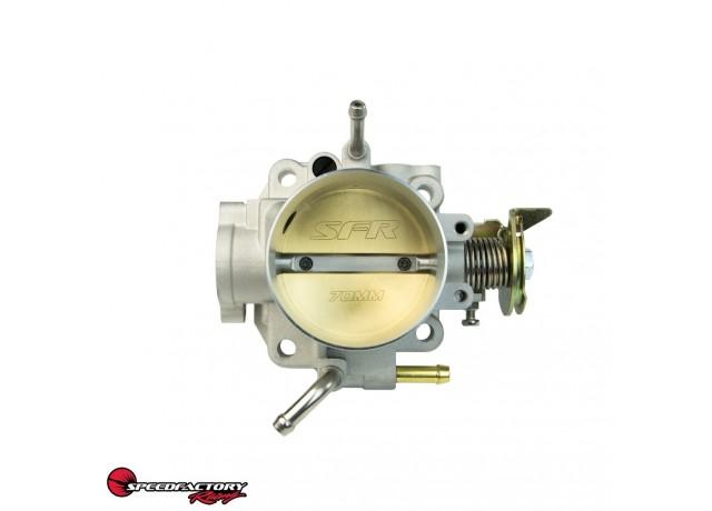 SpeedFactory Racing 70mm Throttle Body w/ Thermal Gasket