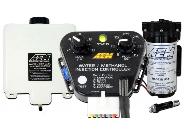 Aem Water/Methanol Injection Kit for High Compression NA Engines