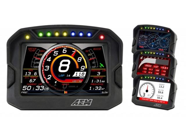 Aem CD-5 Carbon Digital Racing Dash Displays