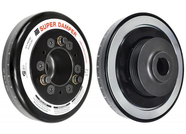 ATI Super Harmonic Race Damper - B-series