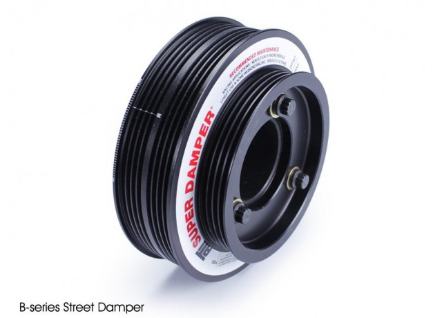 ATI Super Harmonic Street Damper - B-series